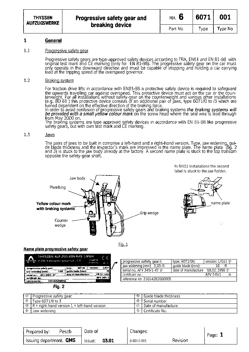 Safety_gear_braking_system